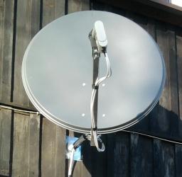 montaż anteny, ustawienie anteny nc+, cyfrowy polsat, orange, naziemnej, dvb-t